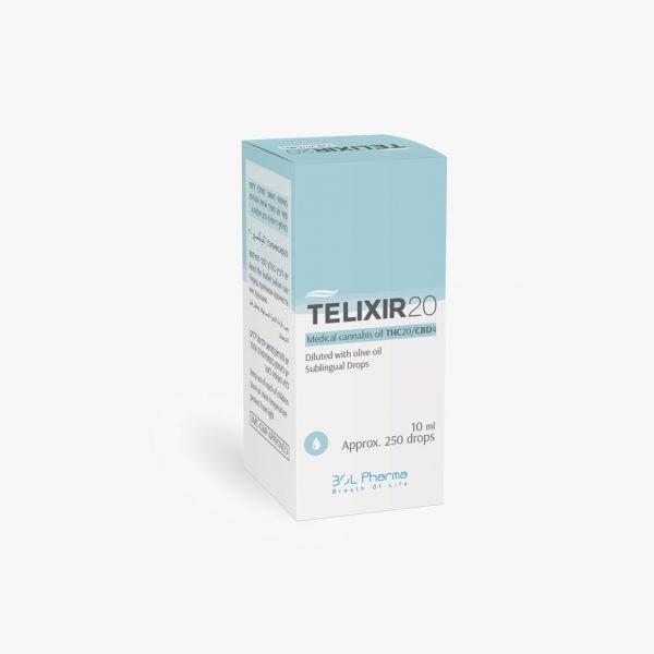 טליקסיר T20C4 Telixir 20