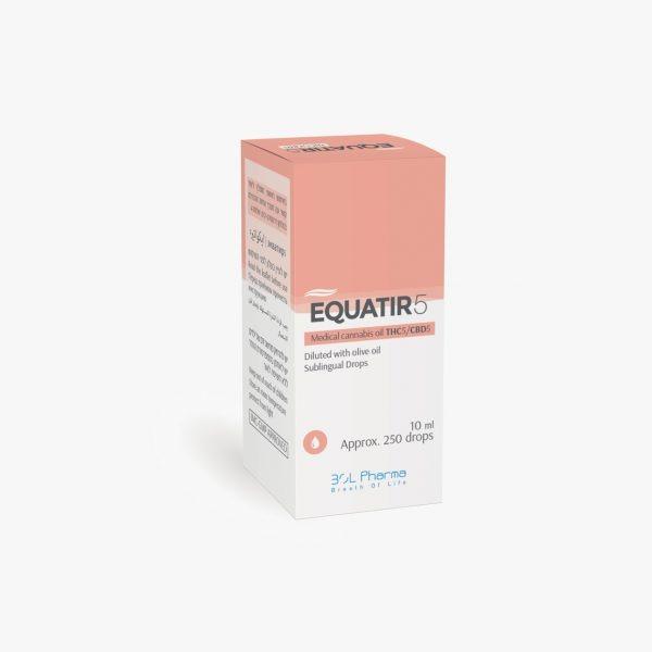 אקווטיר T5C5 Equatir 5
