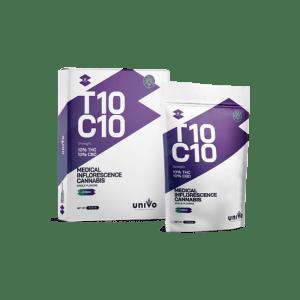 תפרחות סיריוס בלנד T10C10