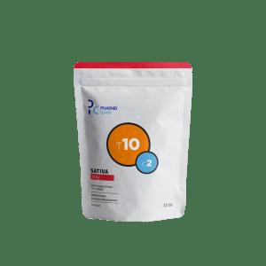 תפרחות קנאביס נילי סאטיבה T10C2