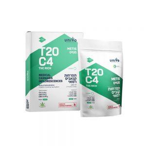 תפרחות קנאביס מטיס סאטיבה T20C4