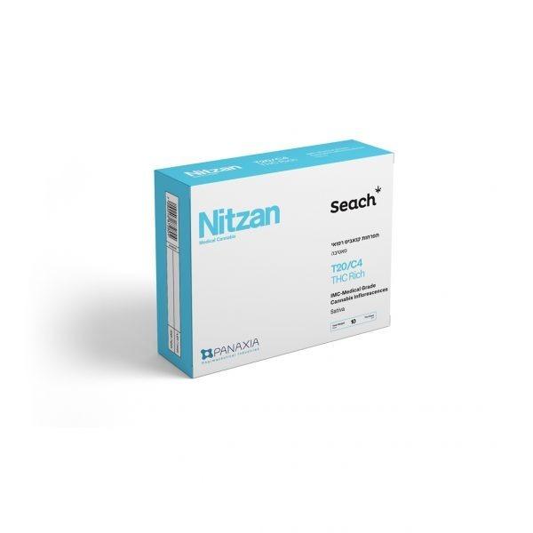 תפרחות קנאביס - 'הזן החדש' ניצן T20/C4 (סאטיבה)