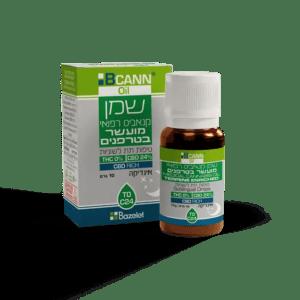 שמן קנאביס BCANN אינדיקה T5C10